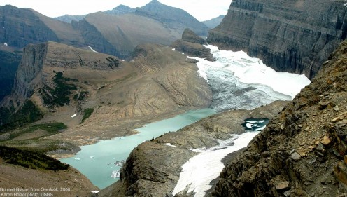 Grinnell Glacier Overlook, 2006
