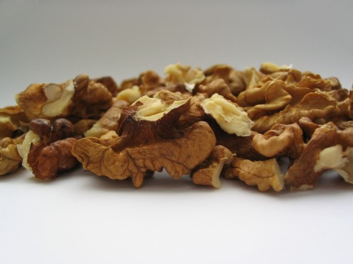 Walnuts contain manganese, and are a great source of dietary copper.
