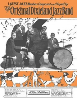 Jazz Legends - The Original Dixieland Jazz Band