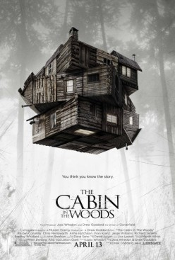 Cabin in the Woods - Not only by the numbers. It plays the numbers like a harpsicord.