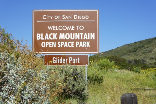 Black Mountain Open Space Park, Glider Port. 4S Ranch