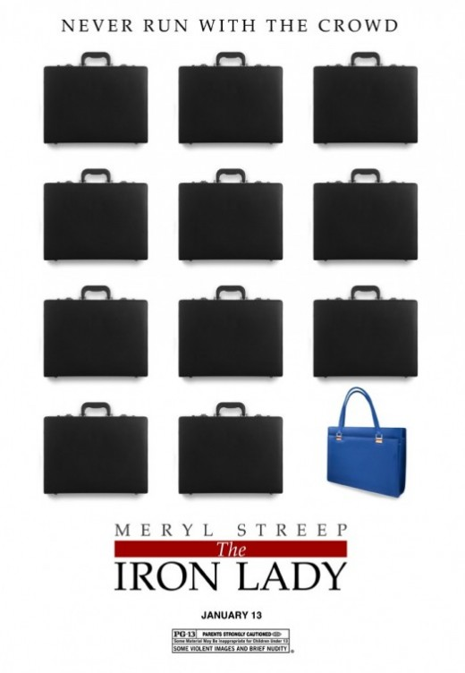 The Iron Lady Poster #3
