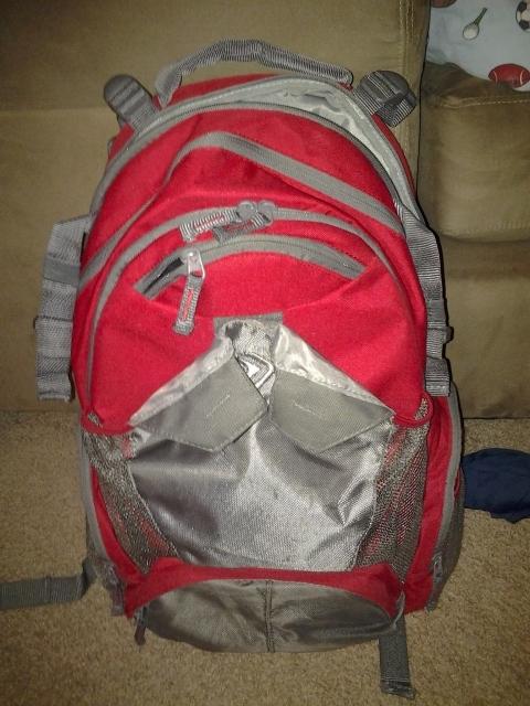 Boy's Backpack