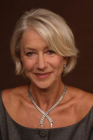 Dame Helen Mirren is confident enough to be just who she is and wear her life experiences and now serenity on her lovely face