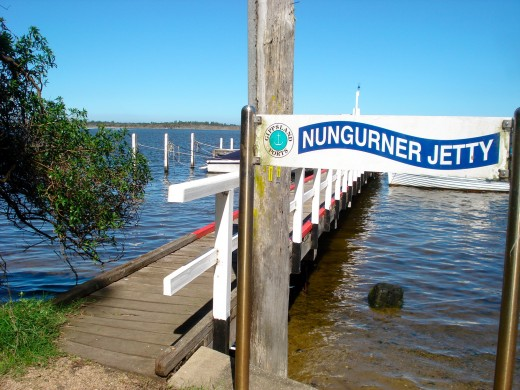 The Beginning of the Jetty