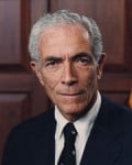 Senator Claiborne Pell, a man. He sponsored the Pell Grant legislation that many women use today to get into college.