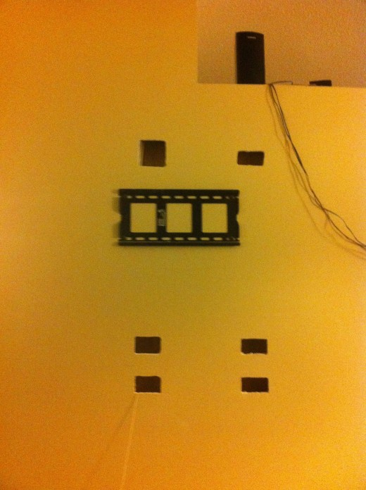 The Outlet Holes Drilled