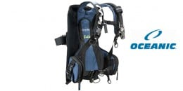 Oceanic Biolite bcd - one of the best travel bcd's around