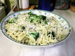 Yummy Broccoli Pasta