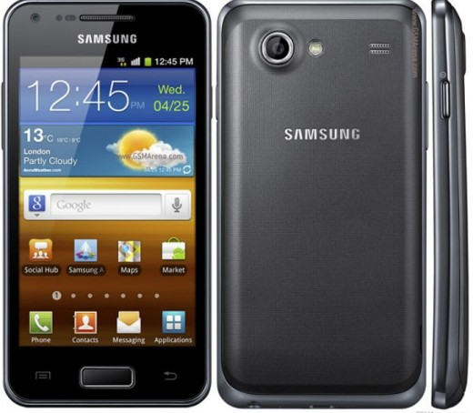 Samsung Galaxy Advance