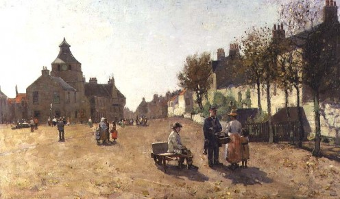 Crail, Fife by William York MacGregor