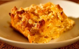 Beer baked mac n cheese