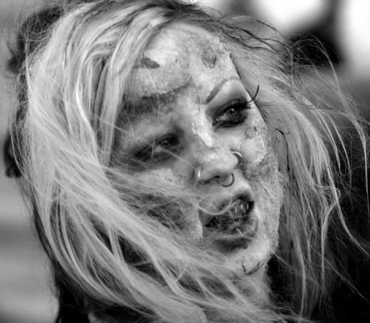 A Pretty Zombie?