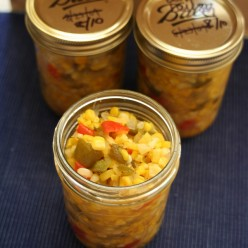 How to Make Corn Relish