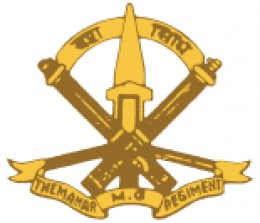 The Regimental Insignia of the Mahar Regiment