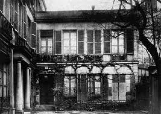 Natalie's Home and The Literary Salon In The n Paris