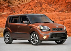2012 Kia Soul Red Rock Special Edition Review