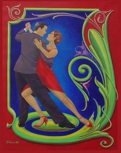 Tango Highlights: Adios Muchachos, Madreselva and Nostalgias (English Lyrics).