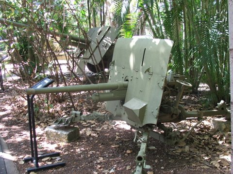 Darwin Anti-Aircraft Guns