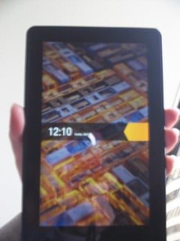 I was able to buy this Kindle Fire with some of my Amazon earnings!