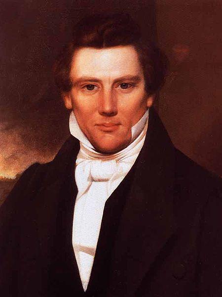 Mormon founder Joseph Smith