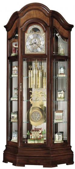 Howard Miller Grandfather Clocks - A Review and History