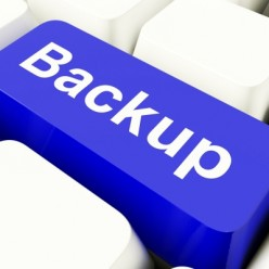 Computer Backups:  The Last Thing on Our Mind