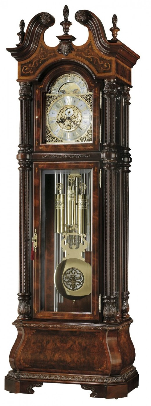 The J.H. Miller II Grandfather Clock