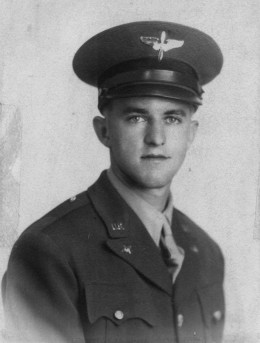 Uncle Lionel in the Air Force