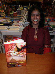 Indu Sundaresan - the author of the Twentieth Wife