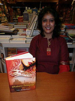 Indu Sundaresan - the author of the Twentieth Wife