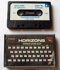Horizons Was Thrilling For The First Time User Of A ZX Spectrum