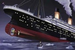 S.S. Obama Starts To Sink, Crew Starts Jumping Ship