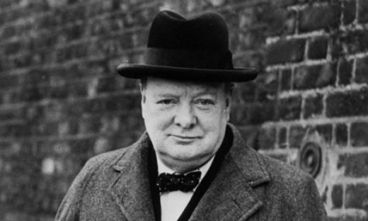 Winston Churchill Great Briton