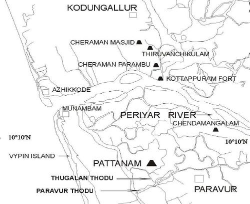 Map of PATTANAM