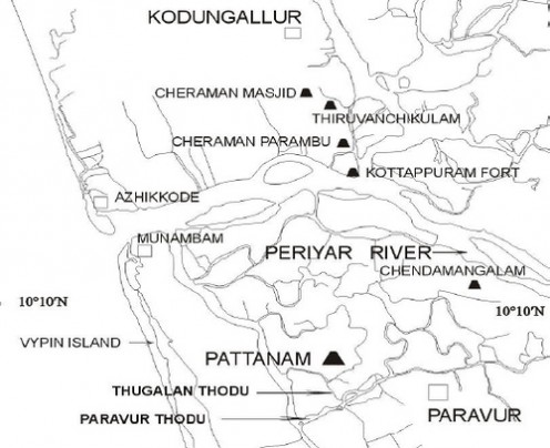 Map of PATTANAM