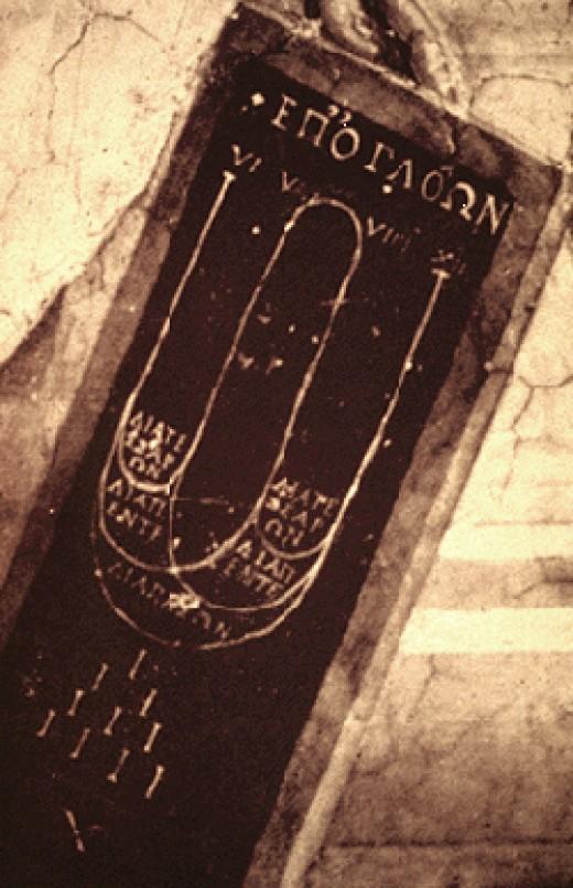 Tablet of Pythagoras