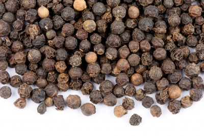 Black Pepper or Peppercorns are a common ingredient in masala chai