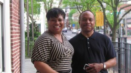 Selwyn and Anita Broady, producers of Jazz Supper Club, Sugarbaby Events and the Chester County Jazz Festival
