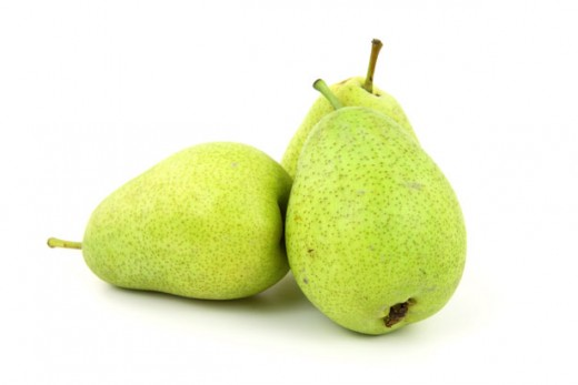 Pears supply you with great nutrition and lasting energy for exercise.