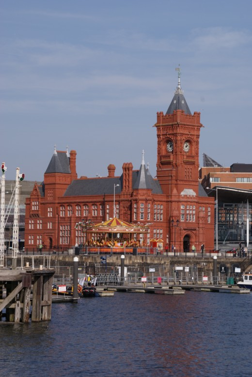The Pier Head Building