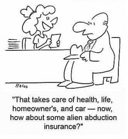 Insurance Jokes
