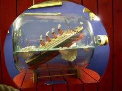 Why the Titanic and Contra Concordia Sank