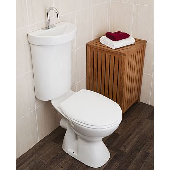 Caroma Profile Eco Toilet at Boundary Bathrooms