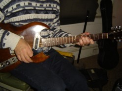 My Gibson SG