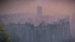 Witcher 2 Get to Loc Muinne Market Place