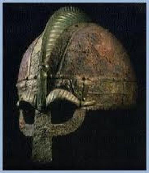 War helm - of a king?