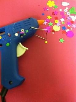 Art, Glue Guns and Happiness