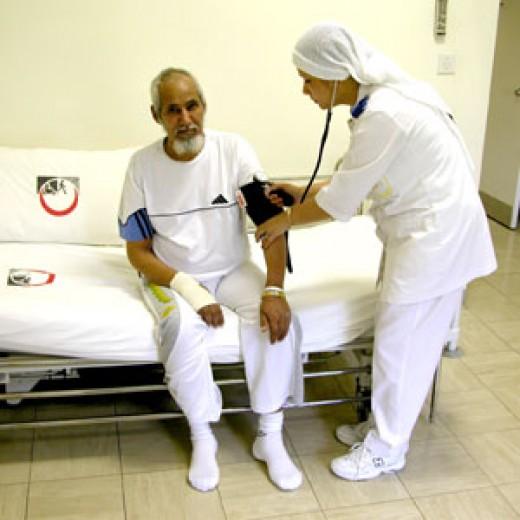 patient care - the role of a nurse