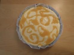 Making A Mango Cheesecake - Step By Step